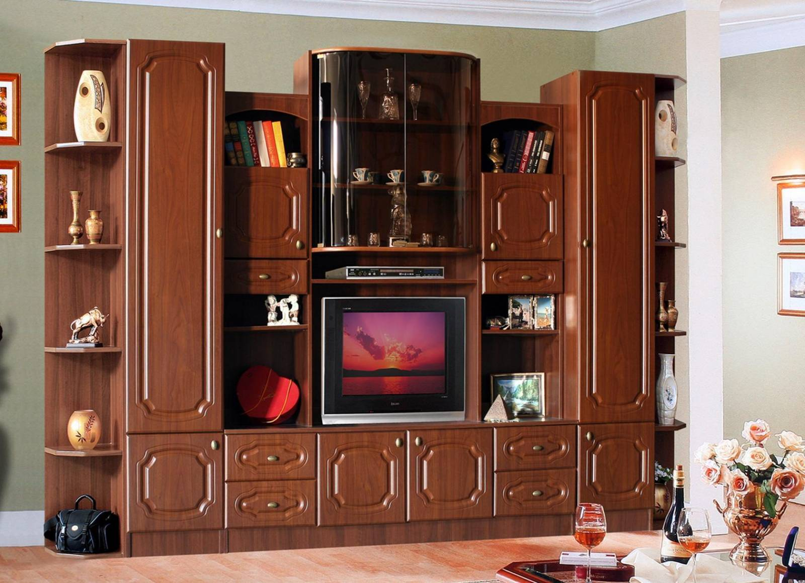 Мебель Для Гостиной Из Мдф